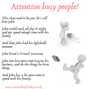 Virtual Assistant Business Support