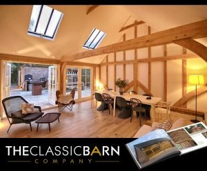 Finished Classic Outbuilding Interior