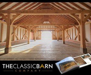 Oak Framed Outbuilding for Commercial Use