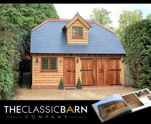 Oak Outbuilding with Room Above 4