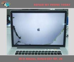 laptop screen repair oxford