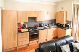 Oxford One Bed Flat